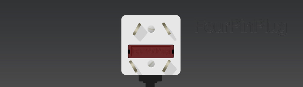 Light Source | Four Pin Plug